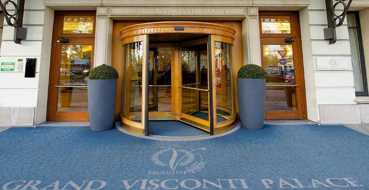 Grand Visconti Palace_location_Lombardia_1
