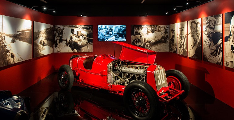 Museo dell'Automobile Avv. Giovanni Agnelli_location_Piemonte_8