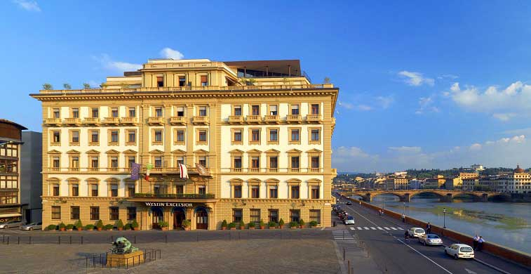 The Westin Excelsior, Florence_location_Toscana_1