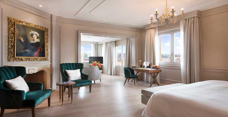 The Westin Excelsior, Florence_location_Toscana_7