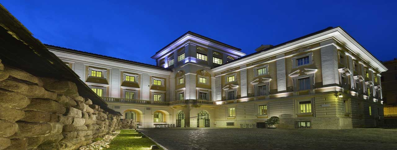 Palazzo Montemartini Rome <br> A Radisson Collection Hotel
