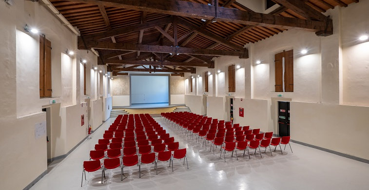 Firenze Fiera Congress & Exhibition Center - Fortezza da Basso_location_Toscana_5