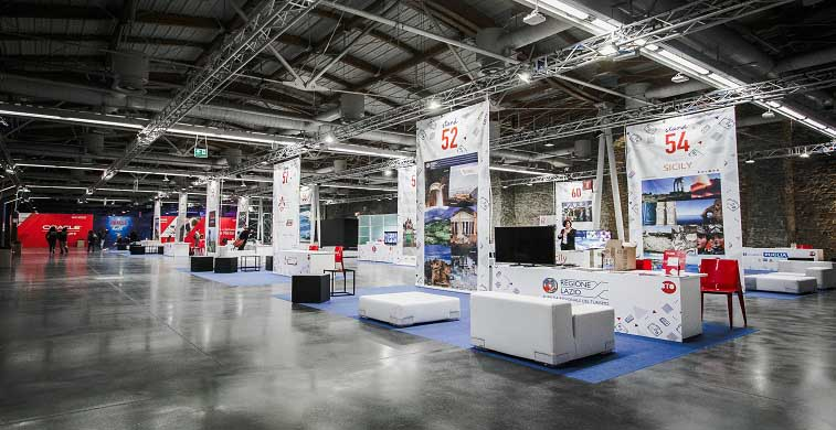 Firenze Fiera Congress & Exhibition Center - Fortezza da Basso_location_Toscana_7