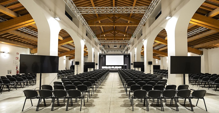 Firenze Fiera Congress & Exhibition Center - Fortezza da Basso_location_Toscana_4