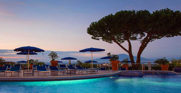 Hilton Sorrento Palace_location_Campania_1
