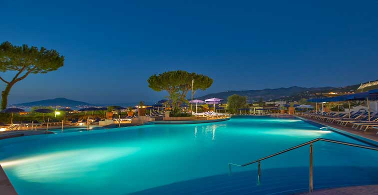 Hilton Sorrento Palace_location_Campania_2