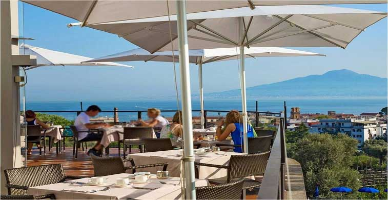 Hilton Sorrento Palace_location_Campania_18