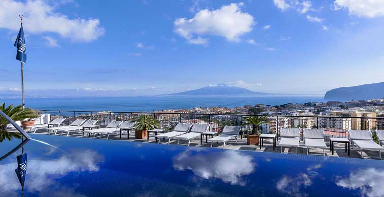 Hilton Sorrento Palace_location_Campania_3