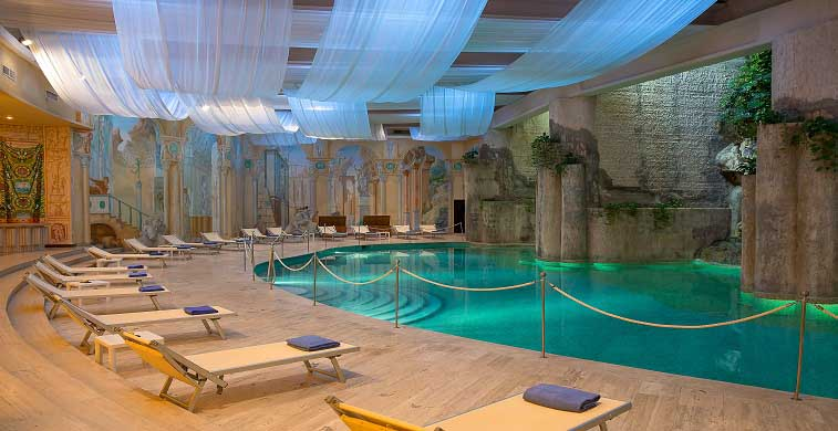 Hilton Sorrento Palace_location_Campania_22