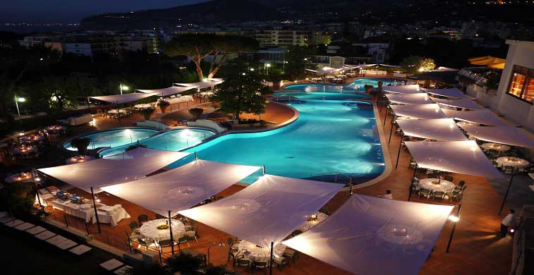 Hilton Sorrento Palace_location_Campania_4