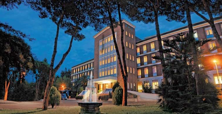 Green Park Hotel Pamphili_location_Lazio_1