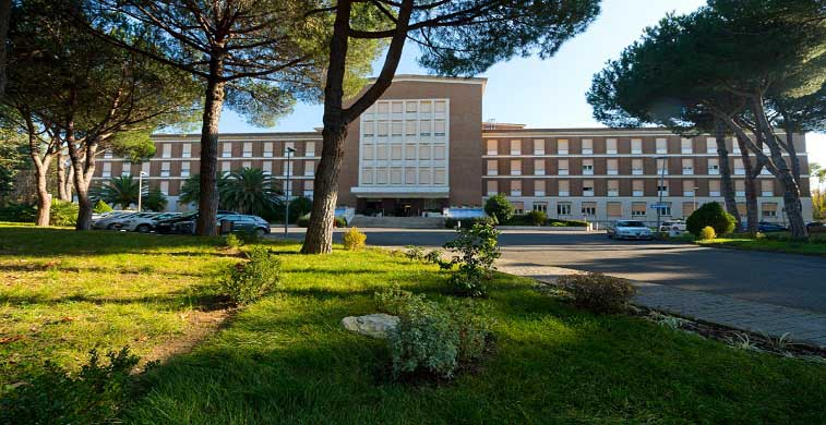 Green Park Hotel Pamphili_location_Lazio_2