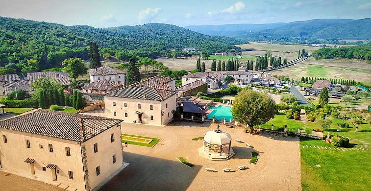 La Bagnaia Golf & Spa Resort Siena, Curio Collection by Hilton_location_Toscana_1