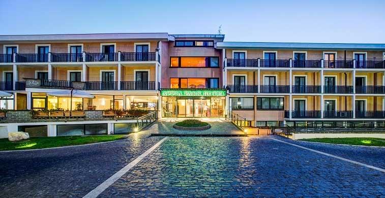 Meeting Location Appia Park Hotel a Roma in Lazio
